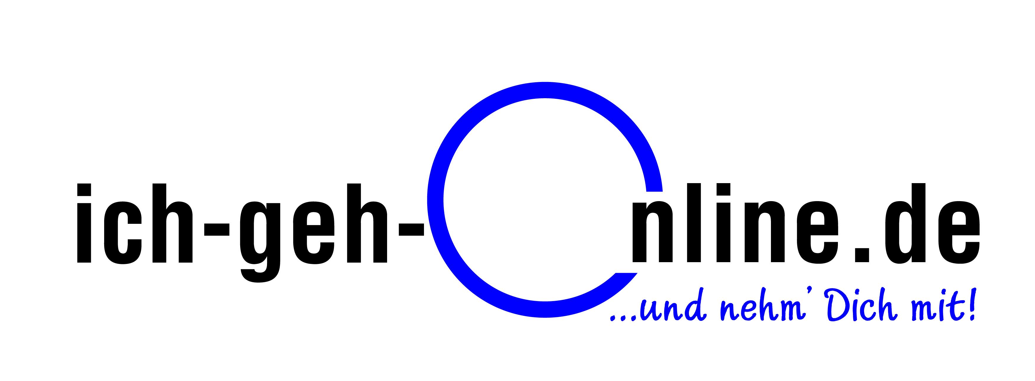 ich-geh-online.de - und nehm´Dich mit!
